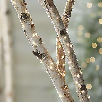 Twinkle Silver String Lights