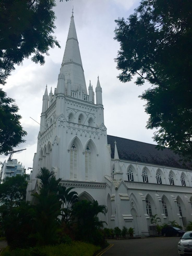 @Saint Andrew's Cathedral.sg