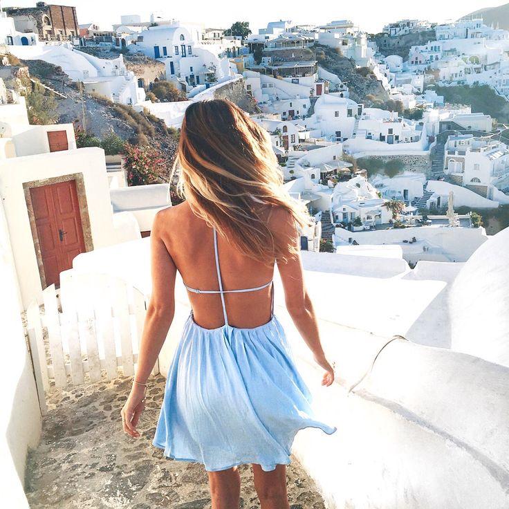 Travel Diary: Greece Honeymoon to Santorini & Athens - LivvyLand