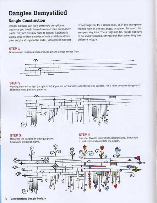 Zenspirations Dangle Designs - Save 15% at Joggles.com