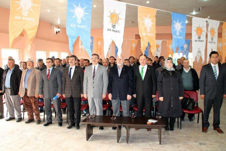 Ak Parti, Hocalar ve Kızılören kongrelerini de yaptı