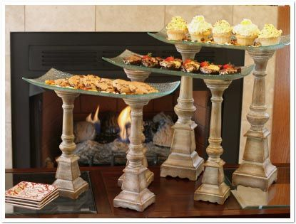 wow!! what a cool idea for those BI candle holders!! I never thought of that!! :) ~ visit: www.biltmoreinspirations.com/amyumphrey