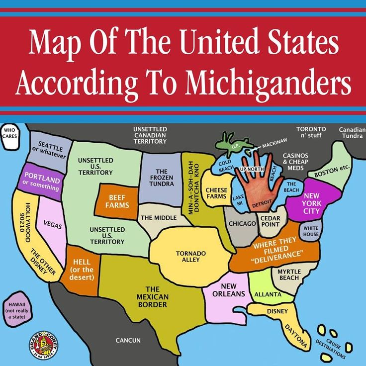 Best This Michigan Life Images On Pinterest Michigan In - Us map michigan state