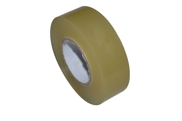 Clear Hockey tape (24mm*20M) 2 Rolls Sport Safety Football Volleyball Basketball Knee Pads Hockey Tape Elbow Grip Gauze