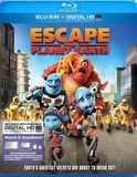 Escape from Planet Earth [Includes Digital Copy] [UltraViolet] [Blu-ray] [2013]