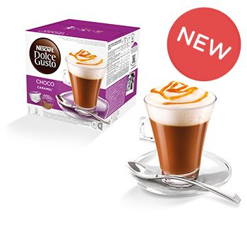 NESCAFÉ® Dolce Gusto® Choco Caramel. 5,69 €