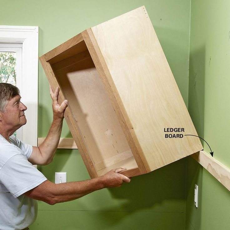 Install Cabinets Like A Pro