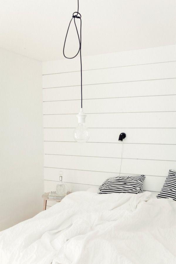 wall + light