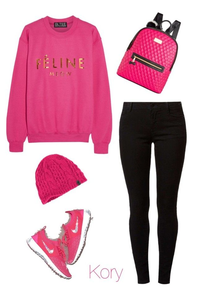 """*"" by cory84 on Polyvore featuring Dorothy Perkins, Brian Lichtenberg, Betsey Johnson and The North Face"