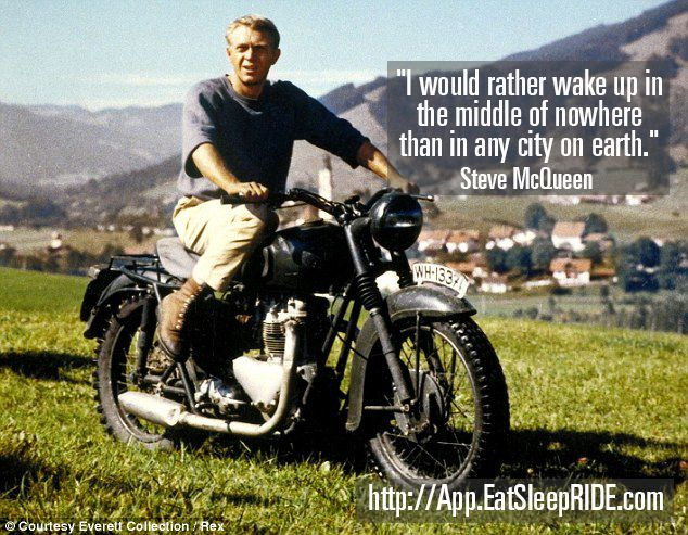 Image result for steve mcqueen quote