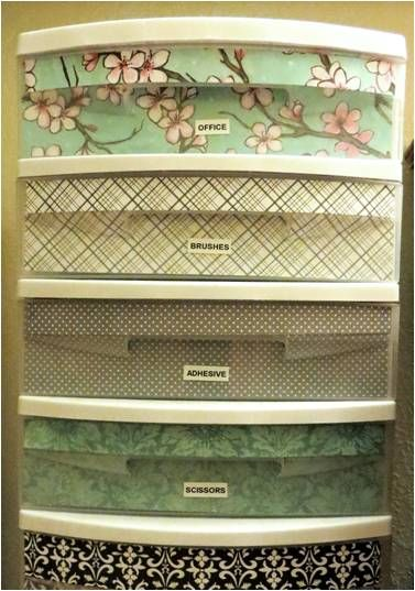 17 Best Ideas About Plastic Storage Drawers On Pinterest