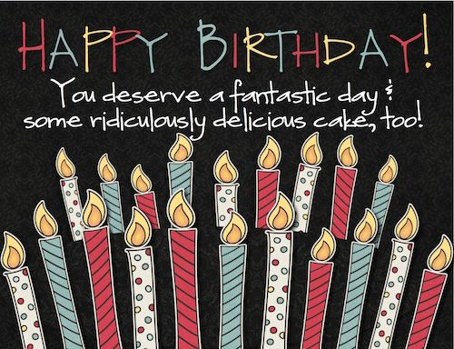 #Whatsapp happy wishes to your loved ones on their #birthday with this trendy…