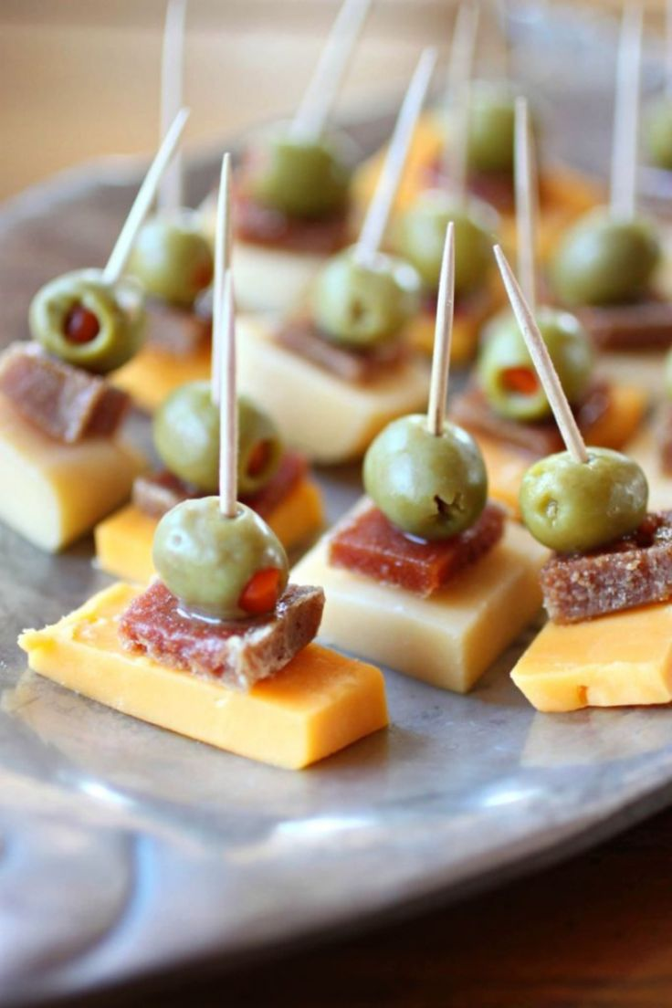 36 Tiny #Toothpick Appetizers 🍡🍢 That'll Fit Any #Occasion 🎉 ...