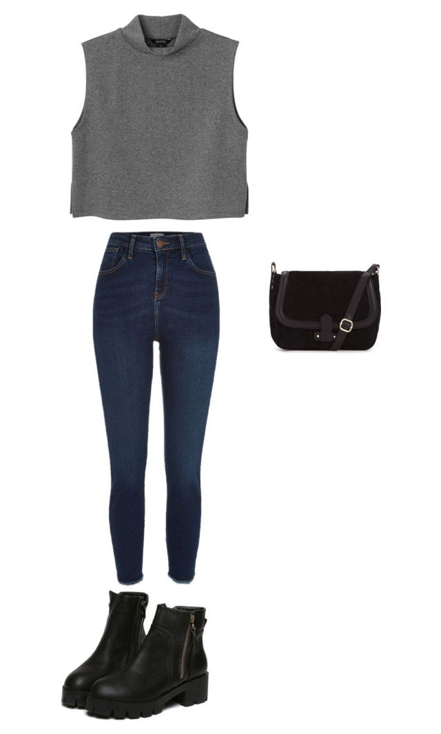 """Tonight"" by valth on Polyvore featuring Monki, River Island, women's clothing, women's fashion, women, female, woman, misses and juniors"