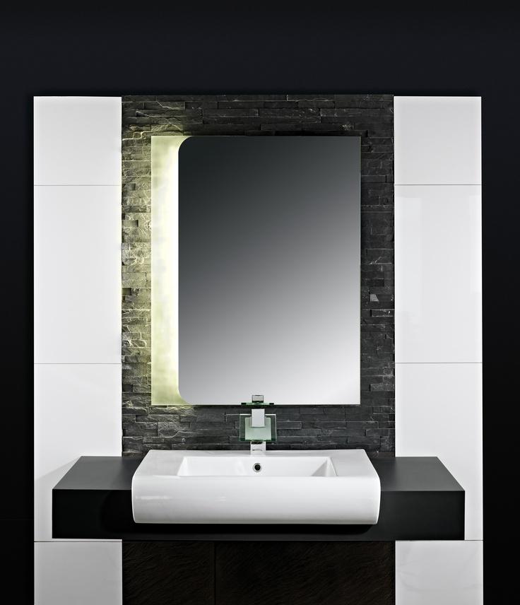Die besten 25+ Badspiegel nach maß Ideen nur auf Pinterest   Ikea ...