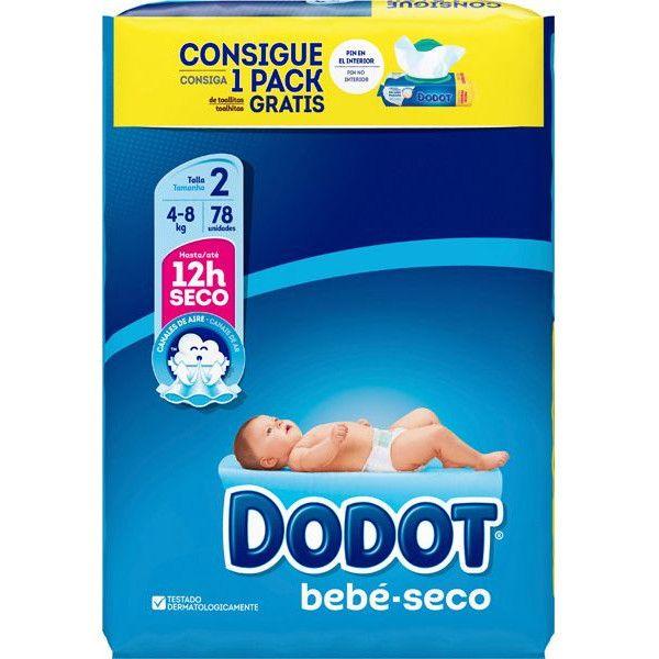 Panales Etapas Talla 2 Dodot En 2020 Panales Higiene Infantil