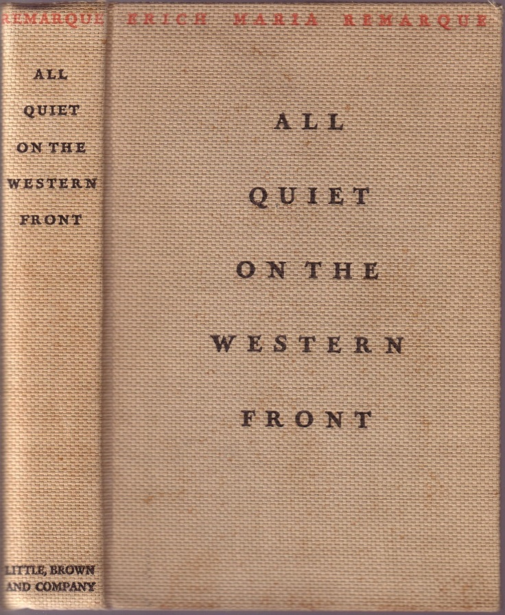 an analysis of the themes of war in all quiet on the western front by erich maria remarque A summary of themes in erich maria remarque's all quiet on the western front   theme of all quiet on the western front is the terrible brutality of war, which.