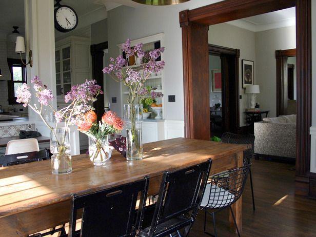 64 best informal dining room images on pinterest | rustic dining
