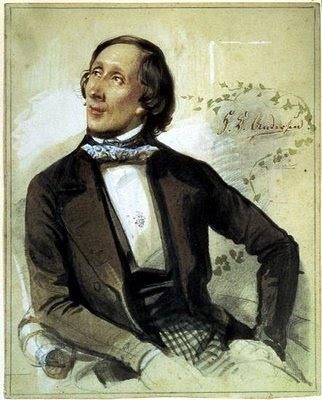 Hans Christian Andersen (výsl Hens Krestjen Ánasn) (2. dubna 1805 Odense – 4. srpna 1875) byl dánský spisovatel, který proslul především jako jeden z největších světových pohádkářů. Mnohé z jeho 156 pohádek se staly již klasikou (Princezna na hrášku, Ošklivé káčátko, Císařův slavík, Císařovy nové šaty, Statečný cínový vojáček, Křesadlo a Malá mořská víla).