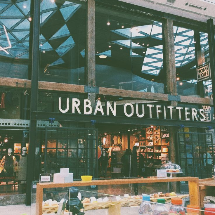 Spotted an Urban Outfitters store @Westfield Mall, London. Much awesomeness!