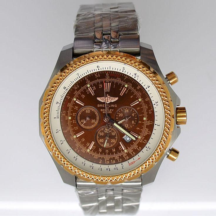 Breitling Bentley Motors T Rose Gold Watch