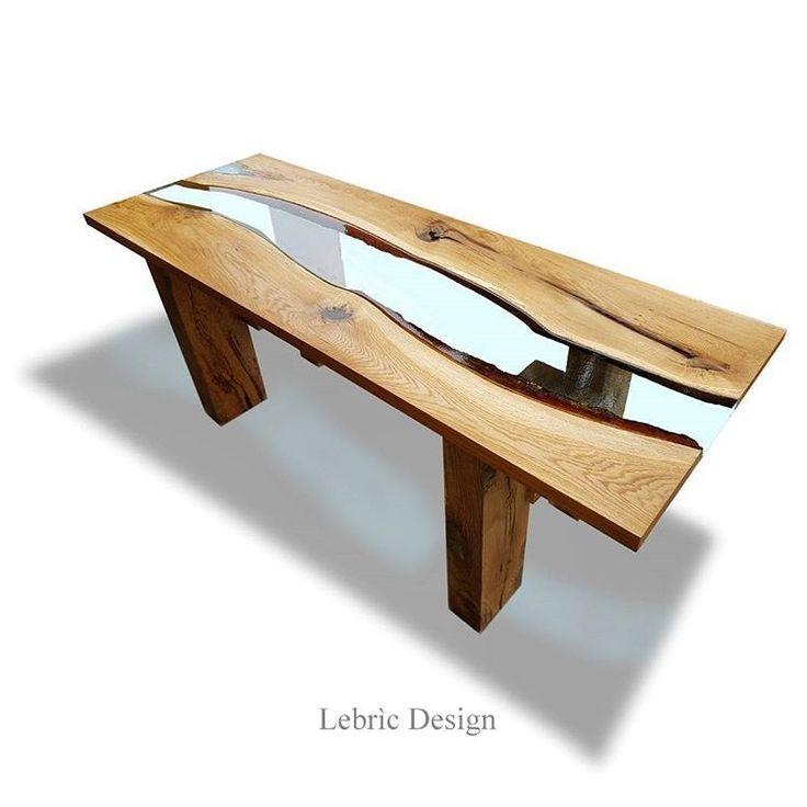 Oltre 25 fantastiche idee su tavoli in legno su pinterest - Tavoli di design in legno ...