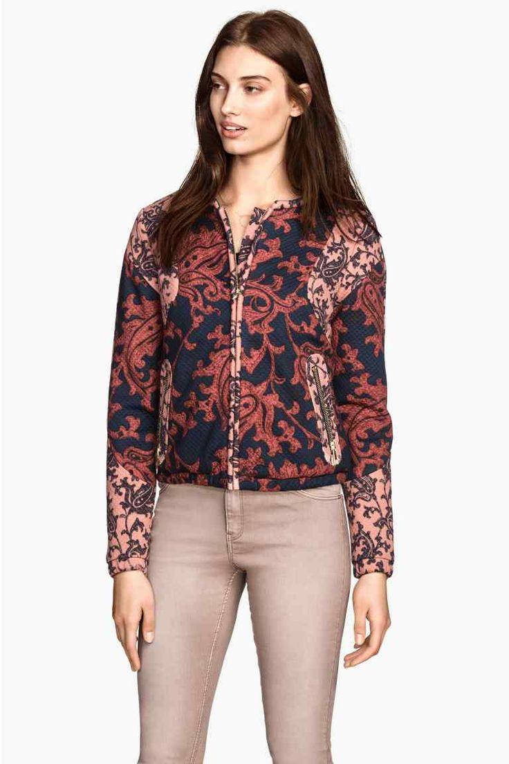 Jachetă matlasată | H&M