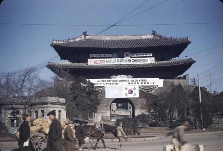 6.25 직전의 서울 어느날 13