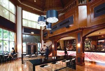 Brisbane Dining - Stamford Plaza Brisbane Hotel