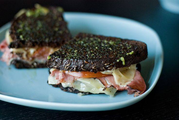 Pesto Grilled Cheese Sandwiches! As good as you think they are. Seriously.