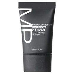 Models Prefer Perfect Canvas Mattifying Face Primer 30ml $14.99. Innovative gellified formulation to create the perfect canvas for your foundation. It visibly minimises fine lines and pores and creates a smooth, perfect base for an even complexion.