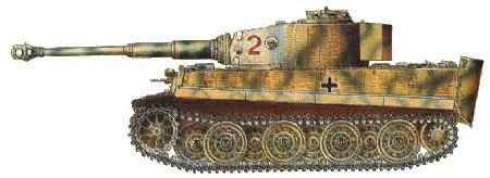 Image result for WW2 Tiger Tank Drawing