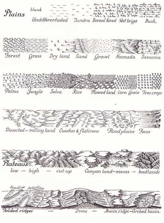 Favorite Cartographers: Erwin Raisz