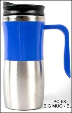 Tall mug - Blue