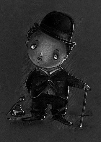 Чарли, Чарли, смешной чудак... (с) Маленький трогательный человечек с грустными глазами...