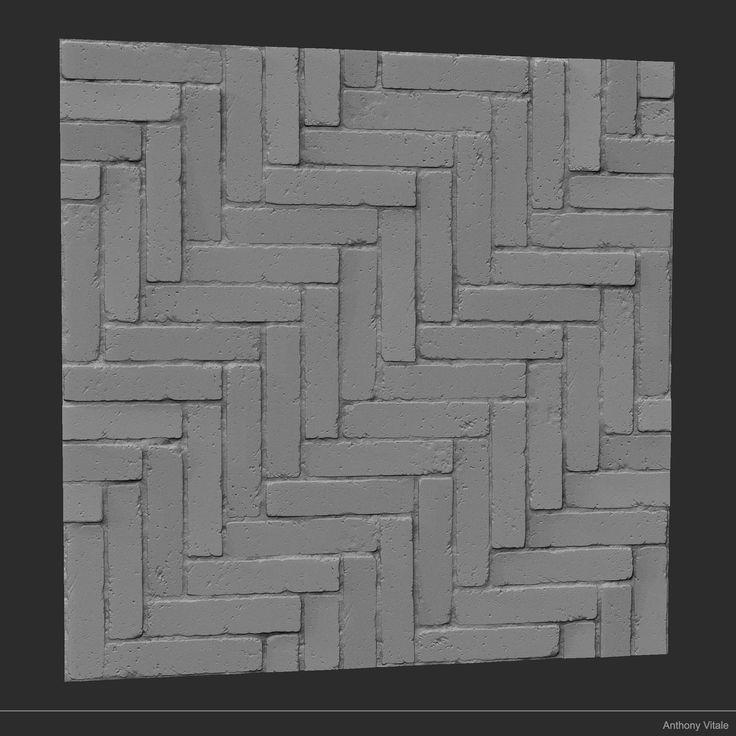 Personal Work: Floor Sculpt, Anthony Vitale on ArtStation at https://www.artstation.com/artwork/personal-work-floor-sculpt