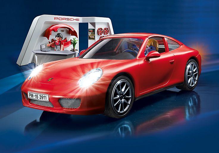 Wir verlosen den neuen #Porsche 911 Carrera S - PLAYMOBIL® Deutschland. Ab 26. März ist das Exemplar im #playmobil FunStore im #Minto zu finden - Vorfreude!