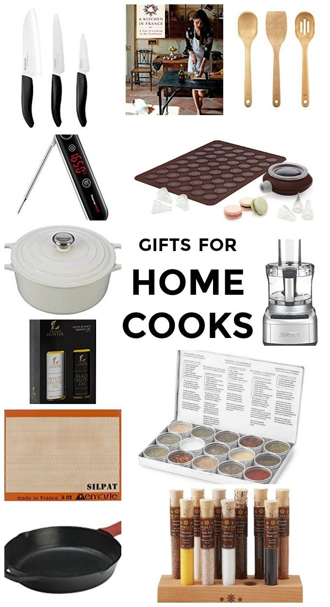 2018 Useful Gift Guide For Cooks Is Here If You Re Looking For Holiday Gifts For Cooking Lover Gifts For Cooks Gadgets Kitchen Cooking Christmas Gifts For Mom