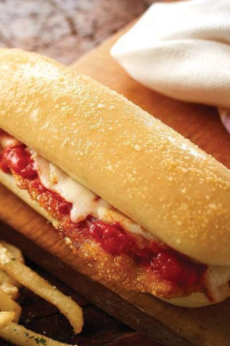 Olive Garden Will Start Selling Breadstick Sandwiches, Unlimited Breadsticks Still Included