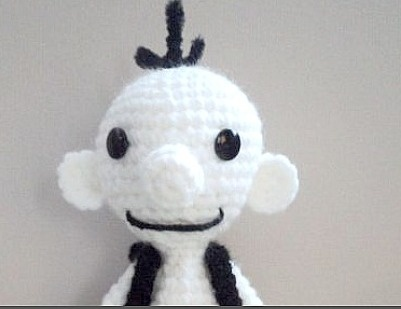 If I ever get down to making this, my son will love me forever. Greg from Diary of a Wimpy Kid