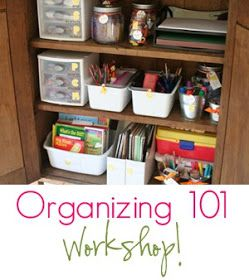 Christmas gift catalogs: Cleaning and Organizing tricks and tips and WINNER!