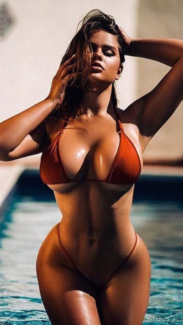Hot girls with hourglass bodies — photo 7