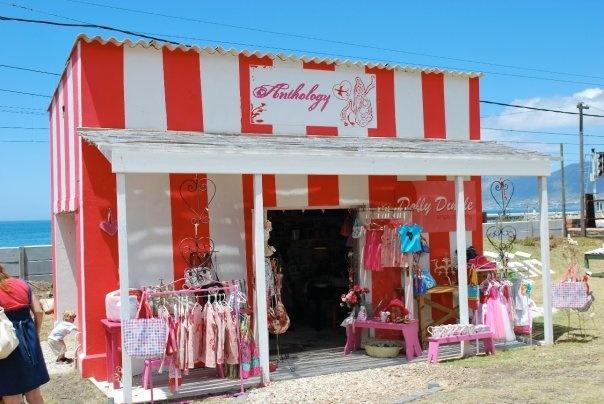Shop in Kalk Bay, South Africa