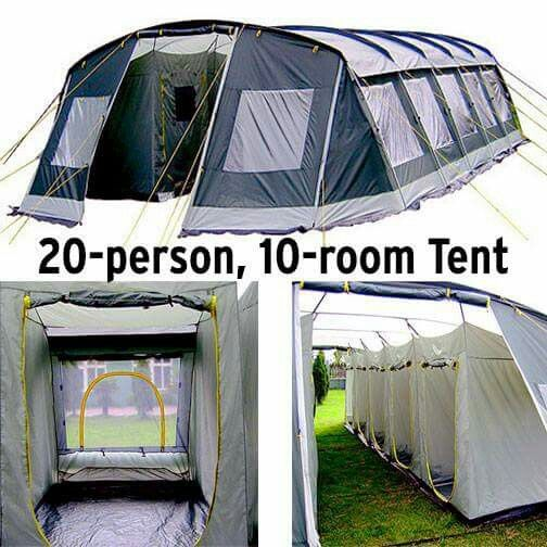 Awesome tent! perfect for hanging out with friends in the mountains