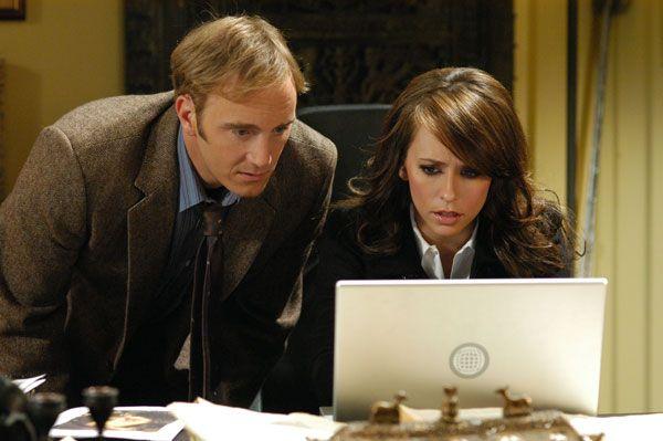 Are Jennifer Love Hewitt and David Conrad dating