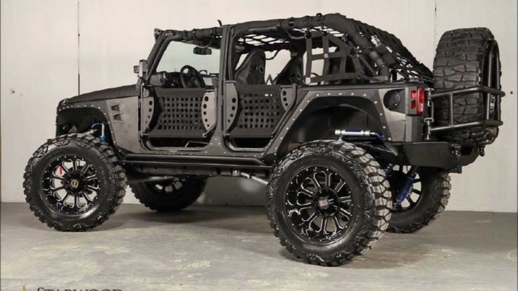 Starwood Motors Custom Built Jeep Videos 2013 Jeep
