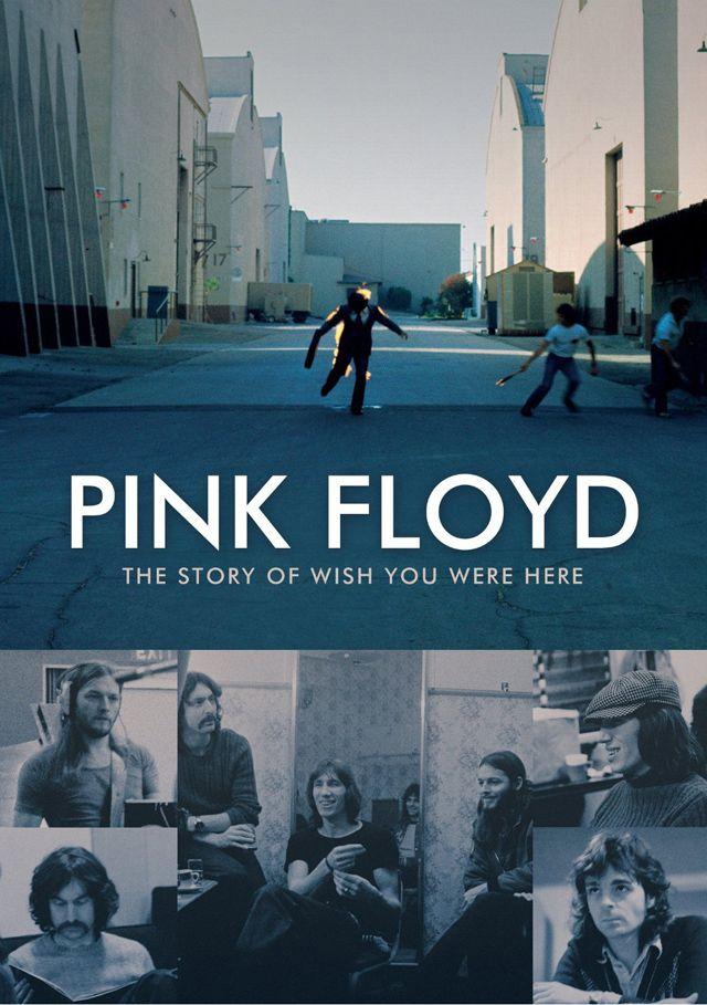Pink Floyd: The Story of Wish You Were Here conta a história da criação e lançamento de um disco histórico. Destaque para David Gilmor tocando  e explicando o solo de Shine on you crazy diamond.