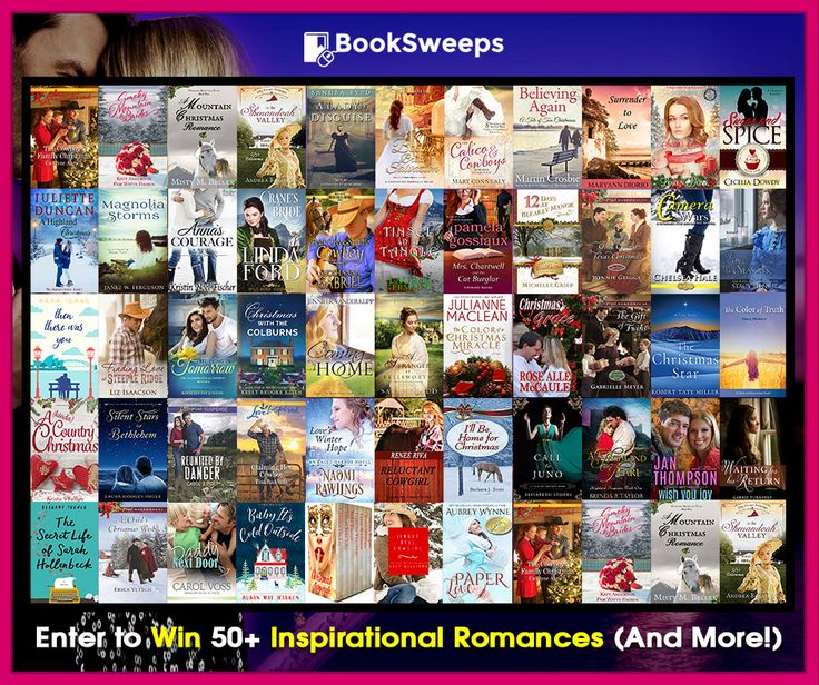Enter to win 50+ inspirational romance novels from your favorite award-winning and bestselling authors, plus a brand new Kindle Fire or Nook Tablet!