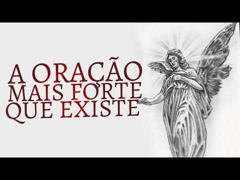 A ORAÇÃO MAIS FORTE QUE EXISTE! l ESTUDO SOBRE ANJOS - YouTube