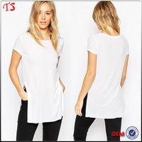 China clothing factory custom t shirt printing on blank white cotton t shirt http://m.alibaba.com/product/60316019472/China-clothing-factory-custom-t-shirt.html